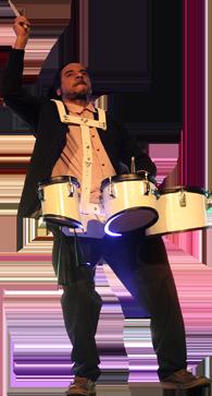 clatteratti percussion